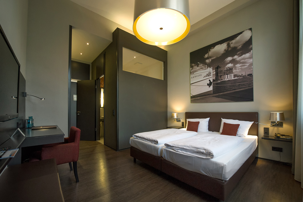 Designhotel volksschule wp interiors for Ruxxa design hotel 3