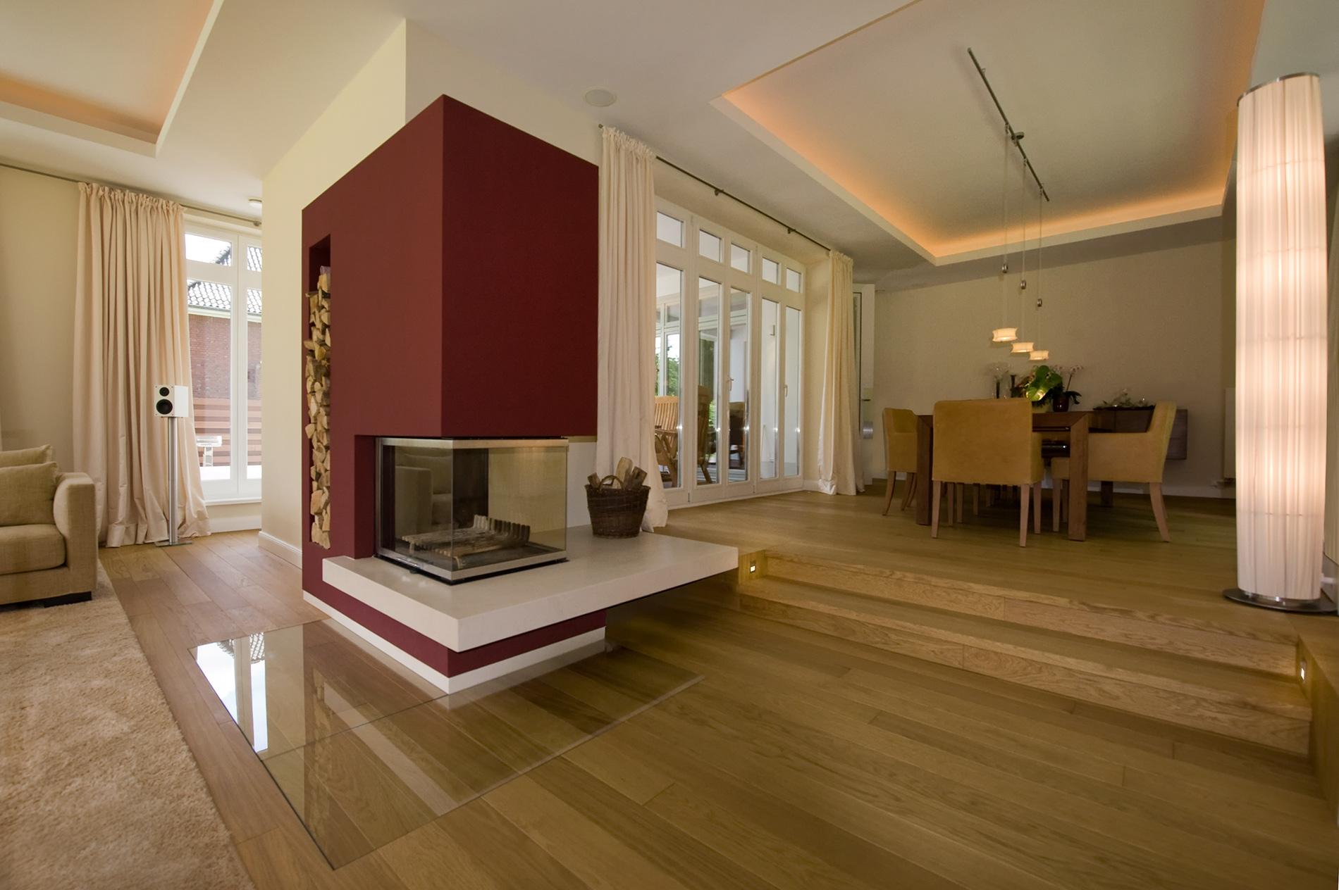 Moderne Stadtvilla im Alstertal / Hamburg - WP-Interiors